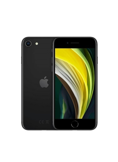 Apple APPLE IPHONE SE 2020 64GB SIYAH MX9R2TU/A Renkli